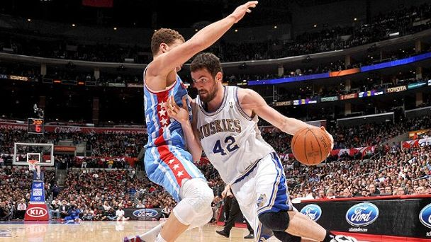 Blake Griffin, Kevin Love