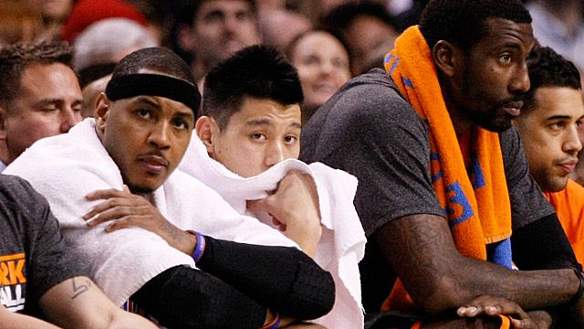 The Knicks are tired of losing, they just want to be happy again.