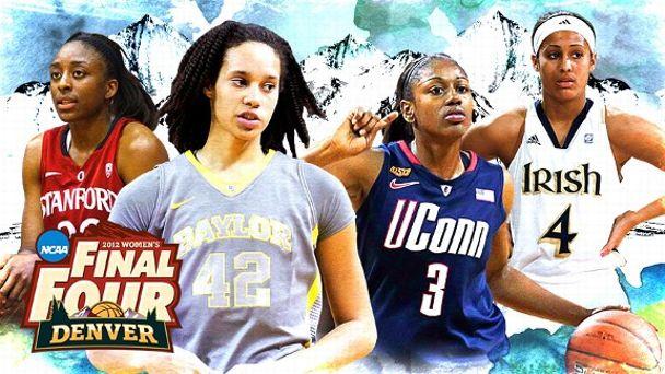 2012 Women's Final Four