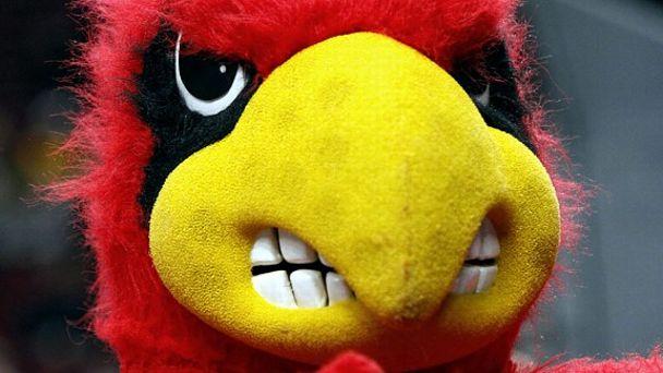 Louisville Mascot