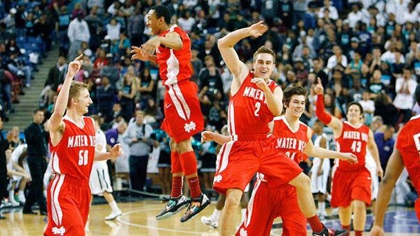 Mater Dei boys basketball