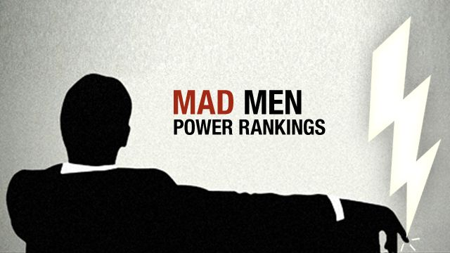 Mad Men Power Rankings Episode 601 602 The Doorway Hollywood Prospectus Blog Grantland