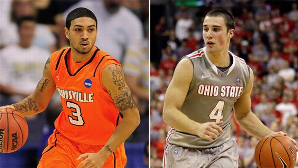 Peyton Siva, Aaron Craft