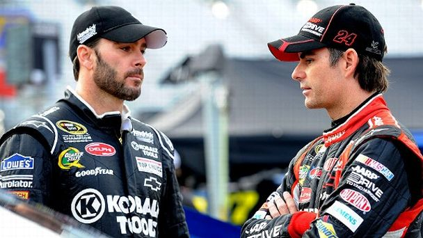 Jimmie Johnson/Jeff Gordon