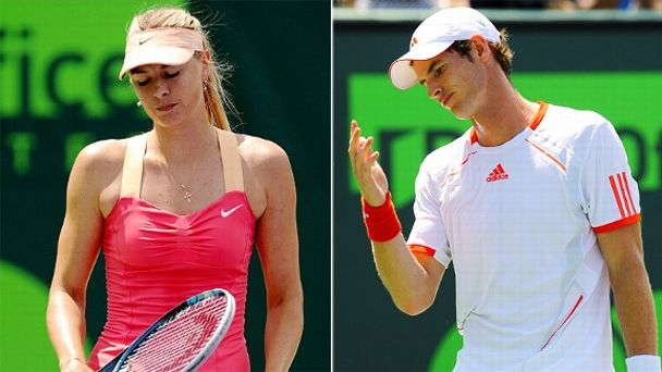 Sharapova & Murray