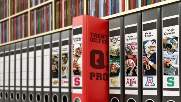 Trent Dilfer 2012 QB profiles