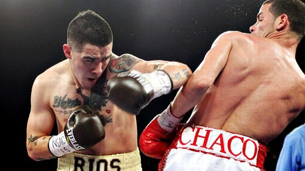 Brandon Rios & Richard Abril