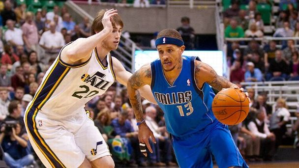 Gordan Hayward, Delonte West