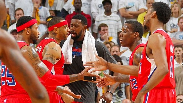 The Shootaround: The Clippers - These Clippers - Are Moving On