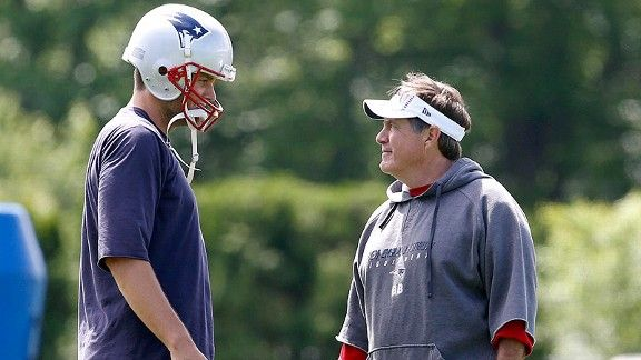 Added intrigue with Patriots' vote for captains this season