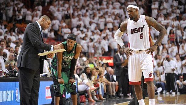 Boston Celtics and Miami Heat
