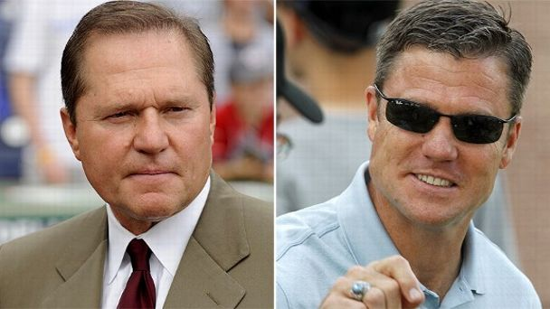 Scott Boras/Frank Coonelly