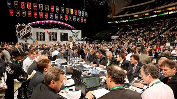 Pittsburgh Penguins draft table