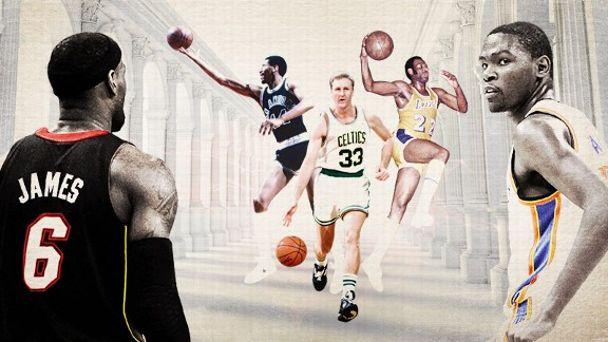 NBA Small Forwards