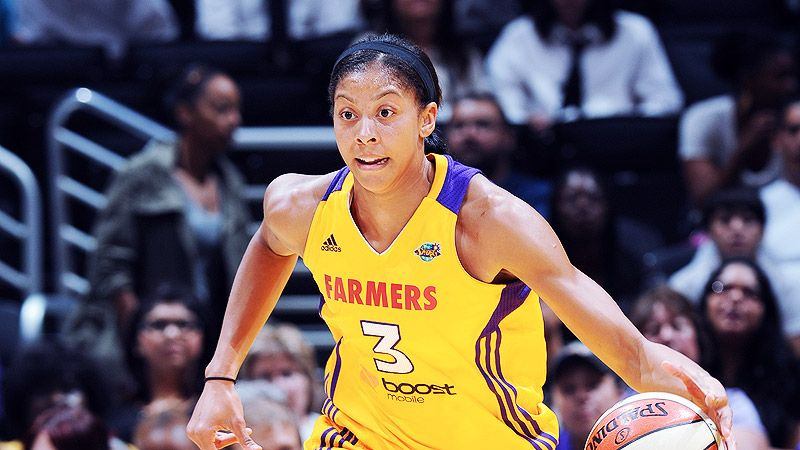 cfb0b6f1375 20 Questions  Candace Parker on motherhood
