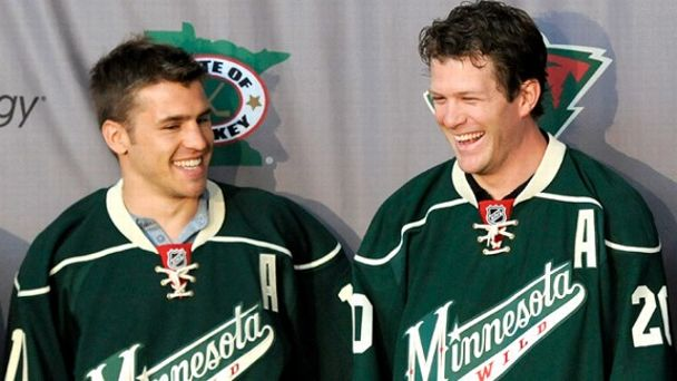 Zach Parise, Ryan Suter
