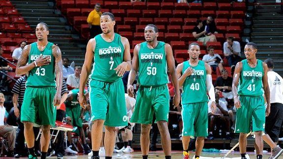 Roster reset: Leaving Las Vegas - Boston Celtics Blog- ESPN