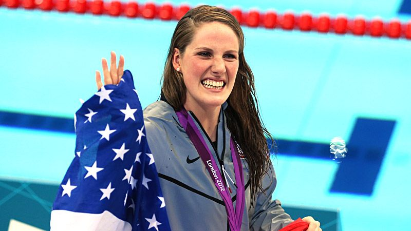 1a32f3ce1b9 Missy Franklin explains why now is the time to retire from ...