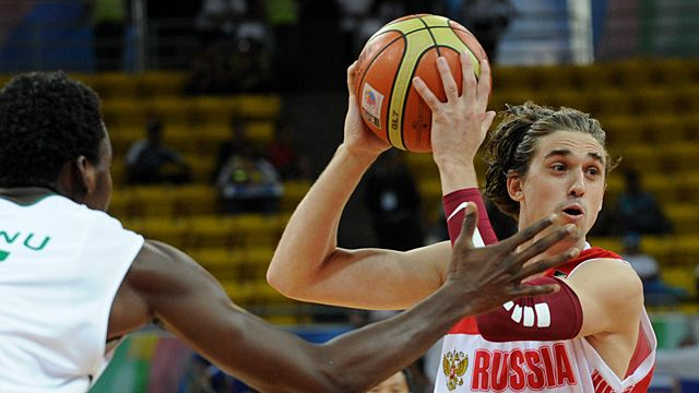 Alexey Shved: Not a point guard?