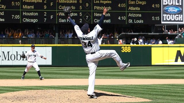 27 Perfect Things About Felix Hernandez's Perfect Game