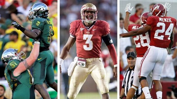 De'Anthony Thomas, EJ Manuel and Alabama's defense