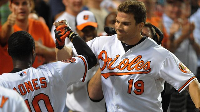 About Last Night: Baltimore Bringing AL East Down to the Wire