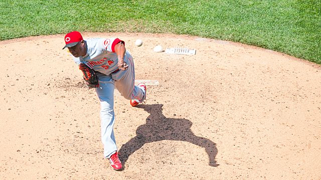 R.I.P. to the Starting-Pitching Career of Aroldis Chapman