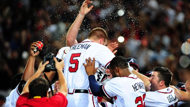 About Last Night: Braves Headed to the Playoffs