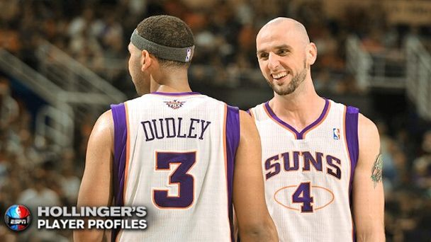 Marcin Gortat and Jared Dudley