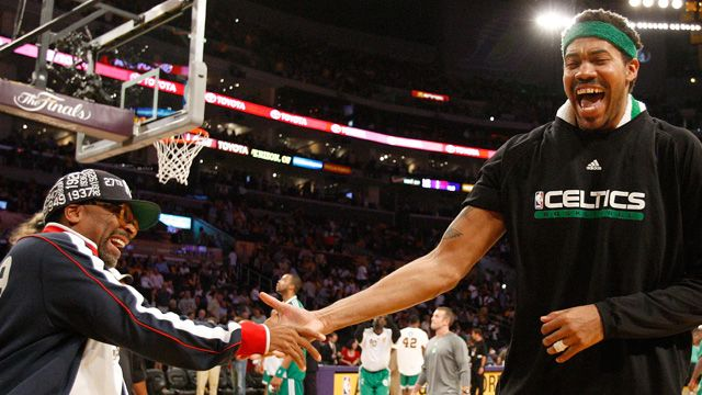 Old Voltron: Rasheed Wallace Reportedly Joins the Knicks!