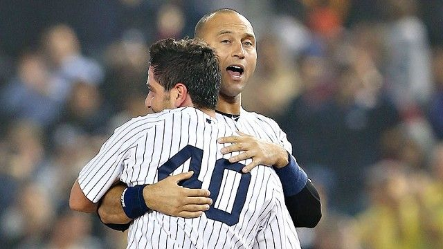 Derek Jeter's Diary: The Heat of the Moment
