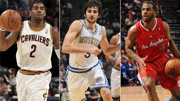 Kyrie Irving/Rickey Rubio/Chris Paul