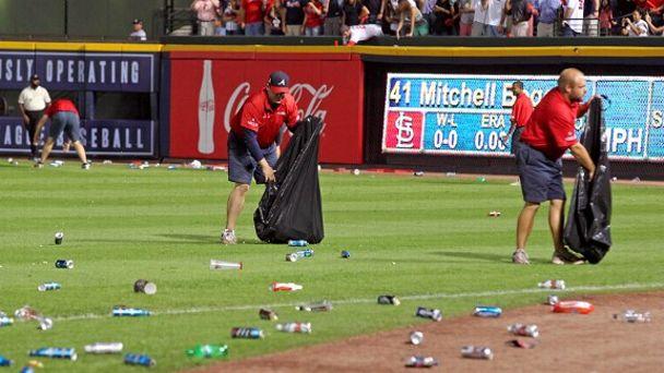 Atlanta Braves, St. Louis Cardinals