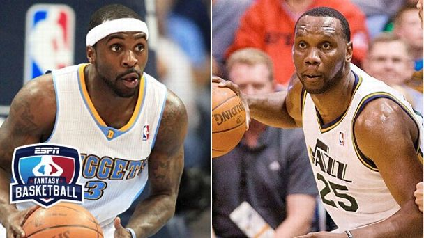 Ty Lawson and Al Jefferson