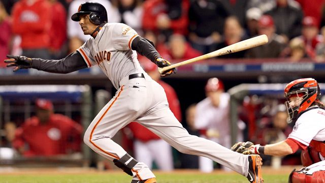 About Last Night: Giants Go Rolen Over Reds