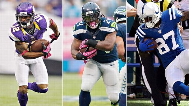 Harvin/Lynch/Wayne
