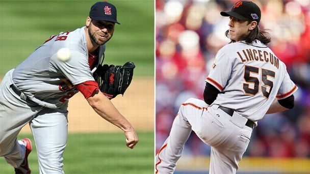 Chris Carpenter/Tim Lincecum