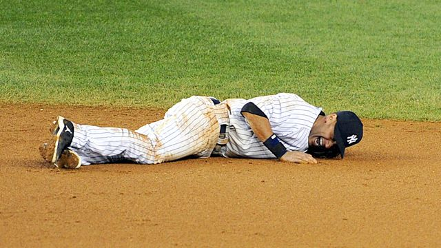 Derek Jeter's Diary: Things Fall Apart