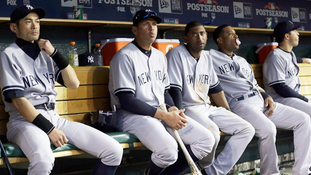 About Last Night: America Mourns Yankees Loss