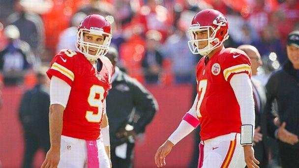 Brady Quinn, Matt Cassel