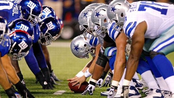 Dallas Cowboys, New York Giants