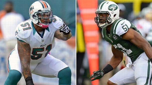 Mike Pouncey/Aaron Maybin