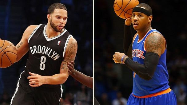 Deron Williams, Carmelo Anthony