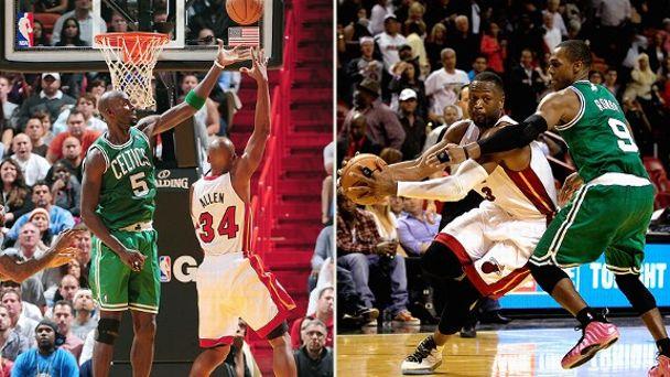 Celtics, Heat