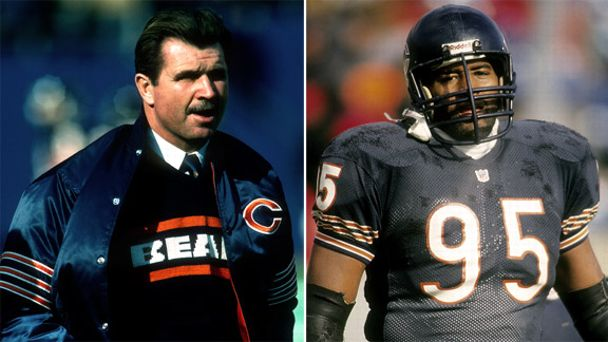 Mike Ditka, Richard Dent