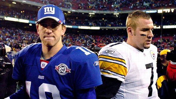 Manning/Roethlisberger