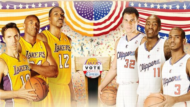 Lakers and Clippers
