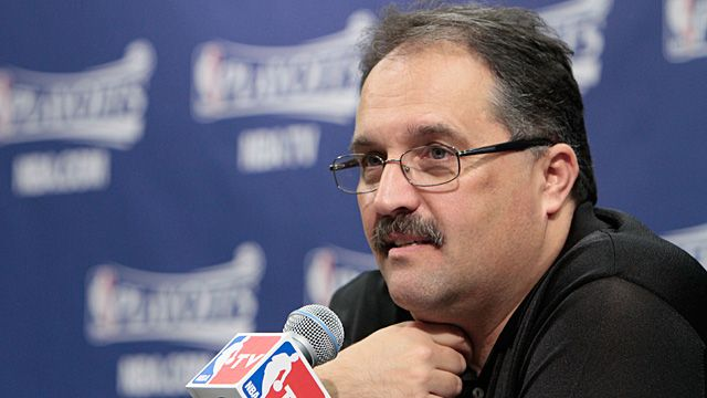 The Political Education of Stan Van Gundy