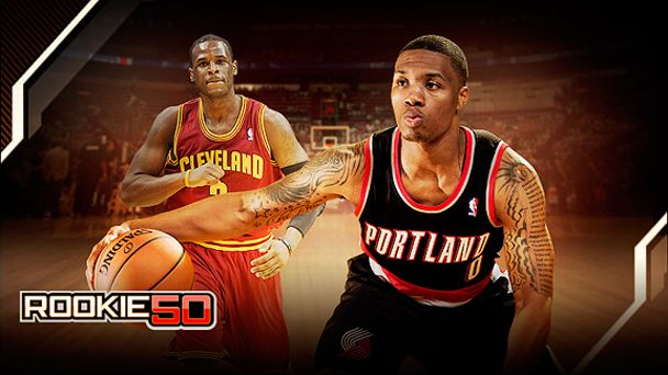 Damian Lillard and Dion Waiters