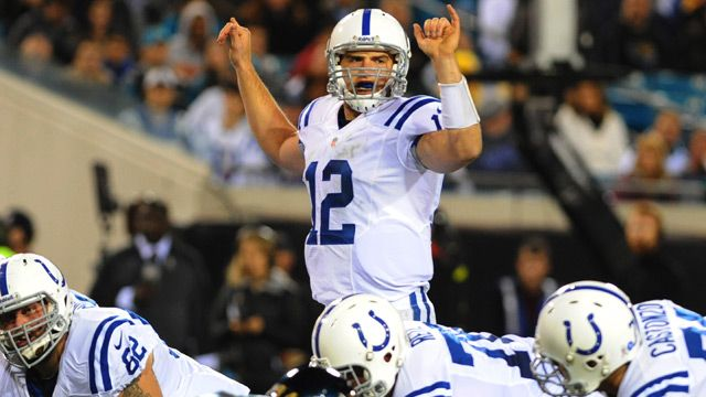About Last Night: Colts Feeling Lucky